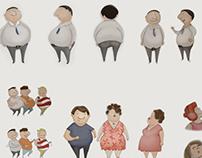 Expo-Izmir Character Designs