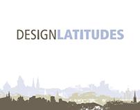 Design Latitudes Exhibition Identity
