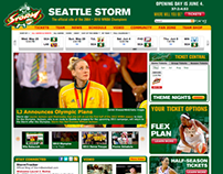 Seattle Storm: StormBasketball.com