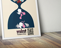 Interactive Poster for Mint Museum