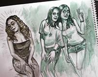 sketchbook II