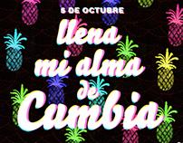 Llena mi alma de Cumbia