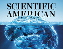 Scientific American Magazine Cover Janary 2014