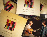 CD - Minha Bandeira -  Case CD
