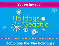 Holidays in Seattle / Holidays in the City