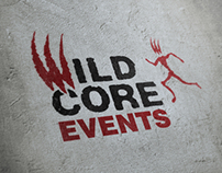 Wild Core Events Brand