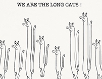 the long cats
