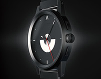 ANOMALY Time Piece