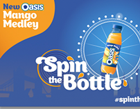 Oasis Mango Medley - Spin the Bottle