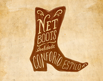 Netboots branding and Logo