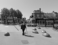 Railway station area Barneveld