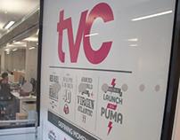 TVC - Office Branding