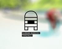 Sundah Mandah Typeface