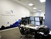 Amplified Trading - Office Branding