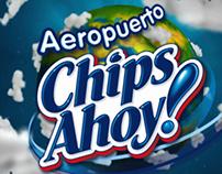 Chips Ahoy! - VUELA GRATIS CA! - 2011