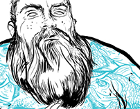 sketchs, character