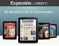 Expansión en ORBYT