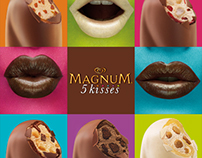 5 Kisses Collection / Magnum / Global Campaign