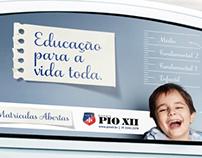 PIO XII - Campanha 2013
