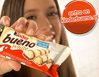 Kinder Bueno White -VIP BACKSTAGE - 2010