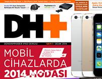 DH+ DonanımHaber iPad Dergisi (2014)