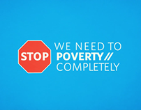 Stop Poverty campaign video