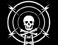 How to Set Up Your Own Pirate Radio Station Infographic