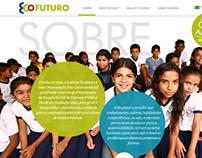 Website concept / design / Information Architechture