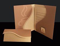 Early Bird Coffee Stationery Suite