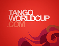 TANGO WORLDCUP Logo & stationery