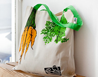 Vegetable Tote