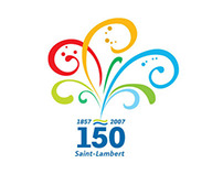 City of Saint-Lambert, 150th anniversary