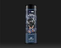 Casio: Edifice advertising column