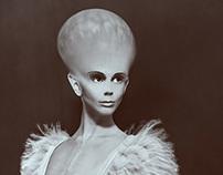 Die extraterrestrische Verwandte ist da!