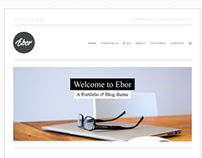 Ebor - Professional Agency WordPress Theme