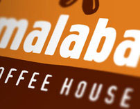Identity for Malabar Coffee House