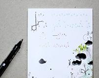 Postcard: Stars