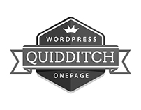 Quidditch One Page WordPress Theme