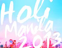 Holi Manila Event Photos
