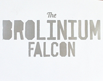 The Brolinium Falcon