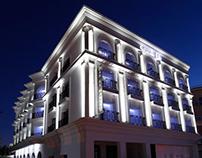 Dar El Marsa Hotel - Menu Card