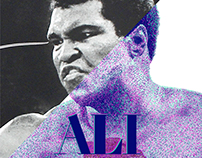 Tribute to M Ali & Van Gogh