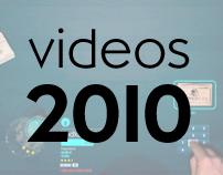 Videos 2010
