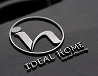 IDEAL HOME Logo (Option 1)