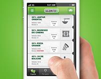 Sconto (IOS e Android)