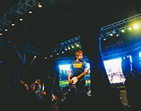 Sleeping With Sirens & Pierce The Veil in Manila 2013