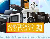 Riosampa 21 anos