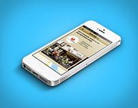 Glücksrausch iOS app