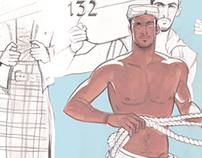 Beards and Sailors
