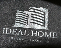 IDEAL HOME Logo (Option 2)
